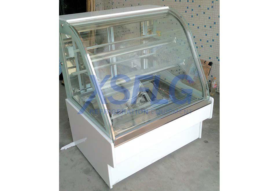 Curved Cake Display Chiller SFM