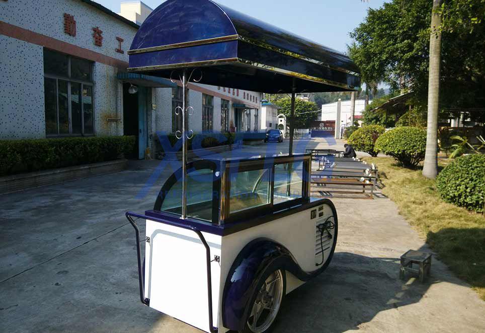 Ice Cream Cart C2