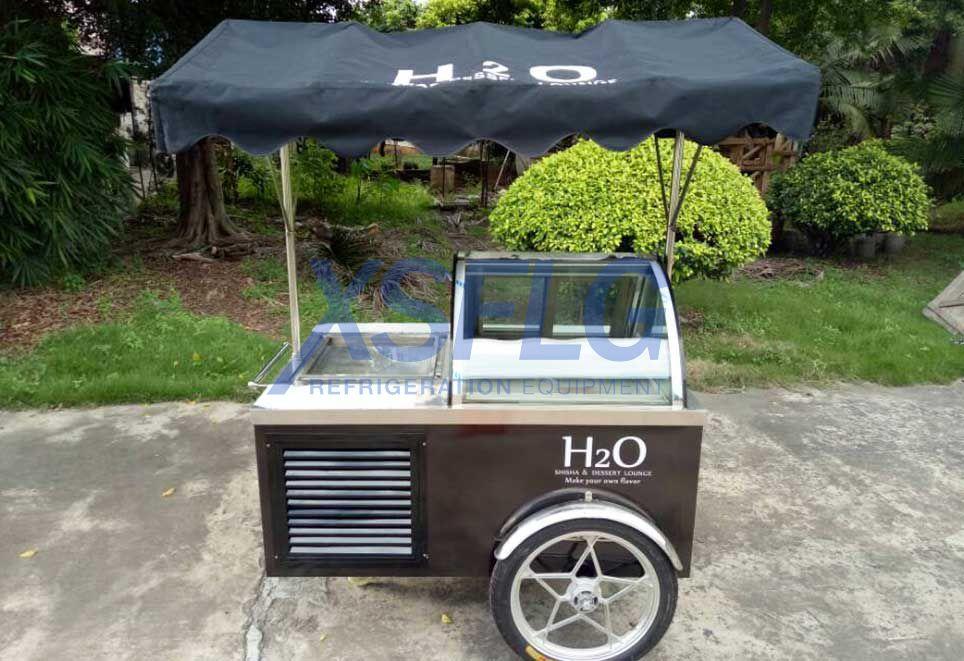 Ice Cream Cart C4