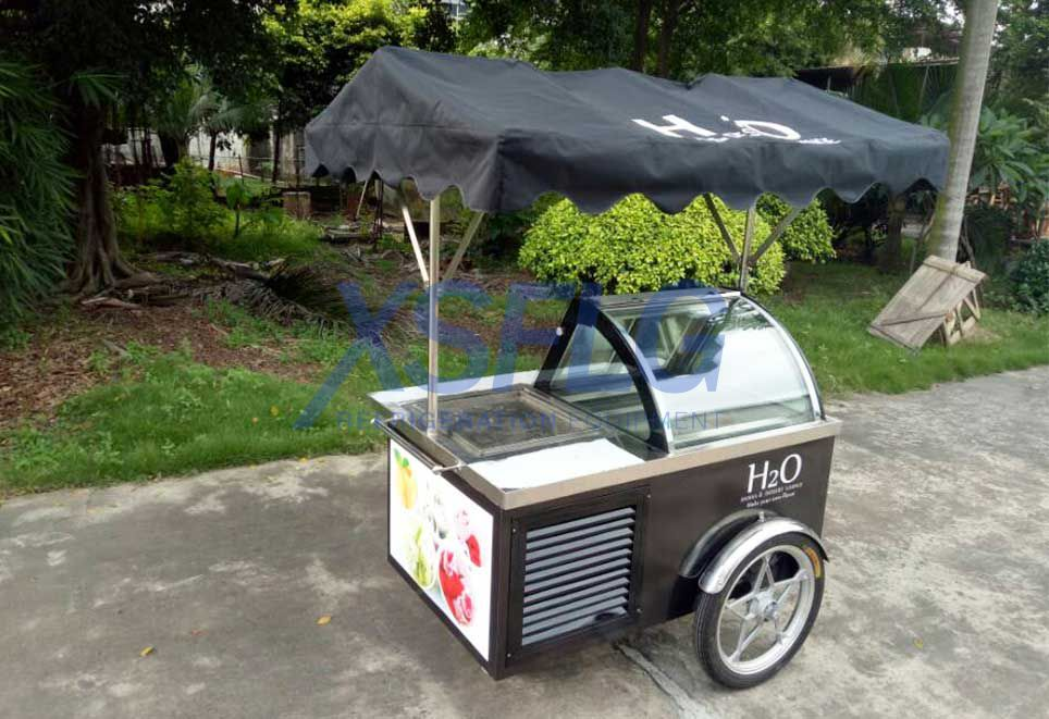 Ice Cream Cart C4