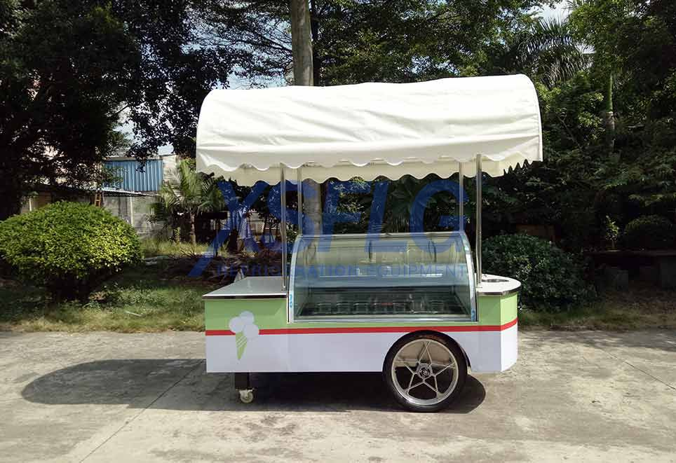 Ice Cream Cart C5-