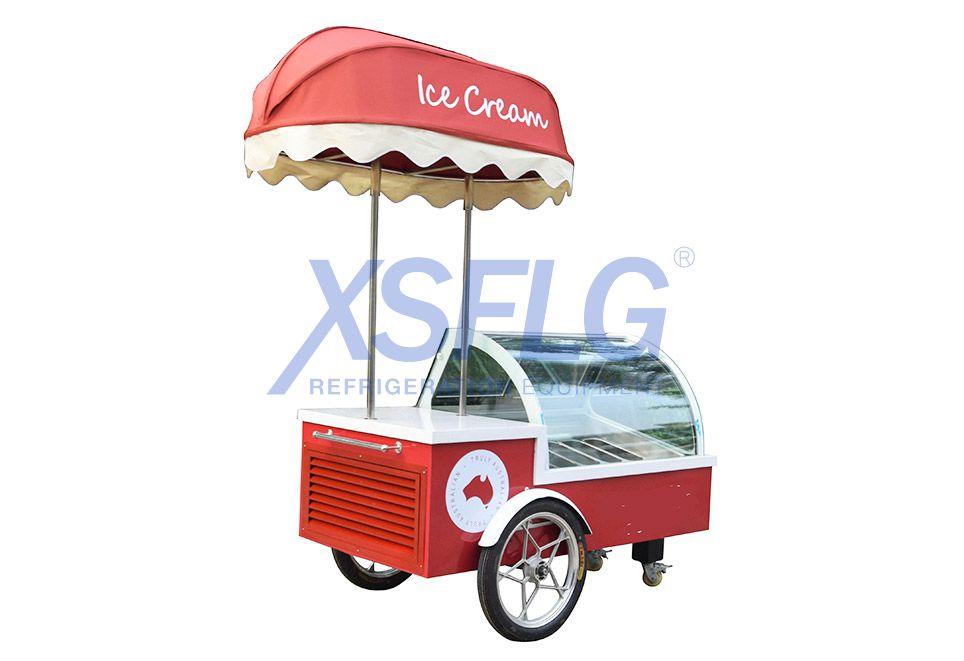 Ice Cream Cart C7