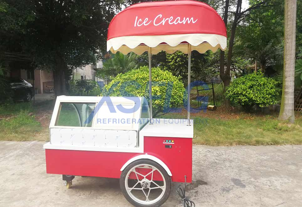 Ice Cream Cart C7