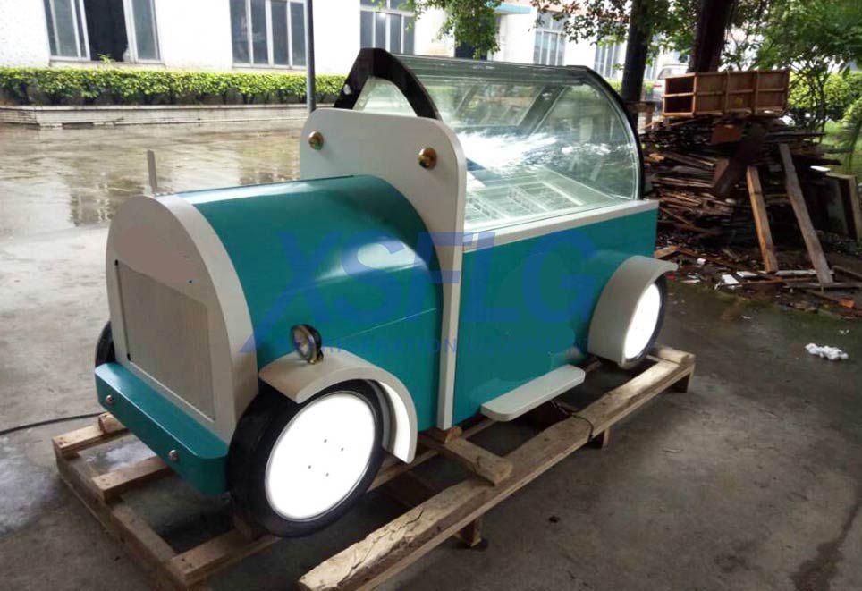 Ice Cream Cart C10