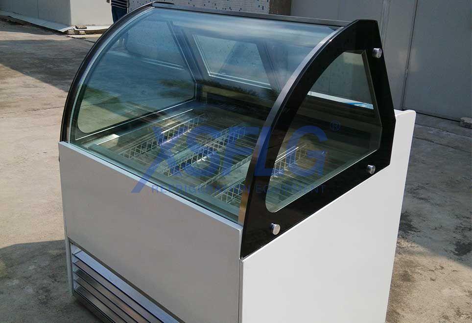 Popsicle Ice Cream Freezer B23