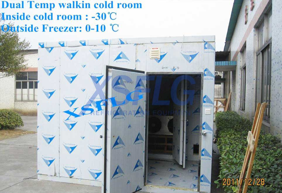 Walk-in-cold Room